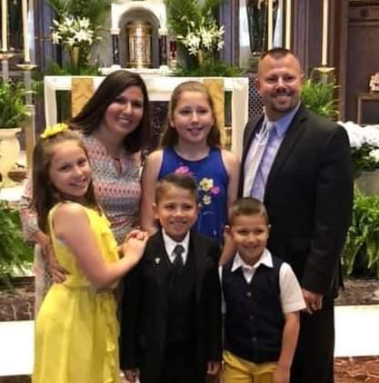 April Stark Family