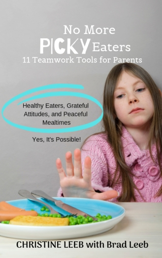 No More Picky Eaters Front Cover
