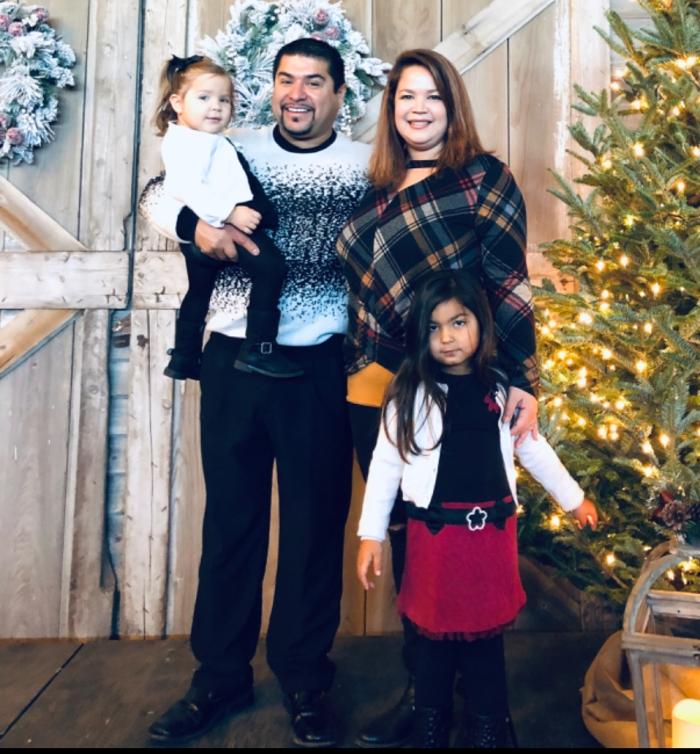 Sarah Bautista Family