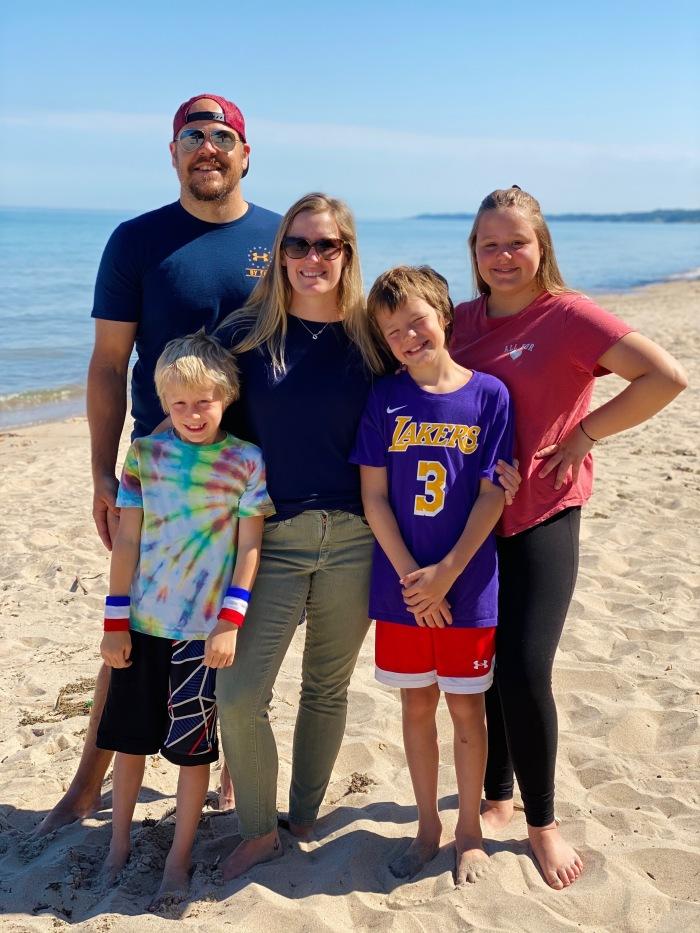 Rachael McKinney Family